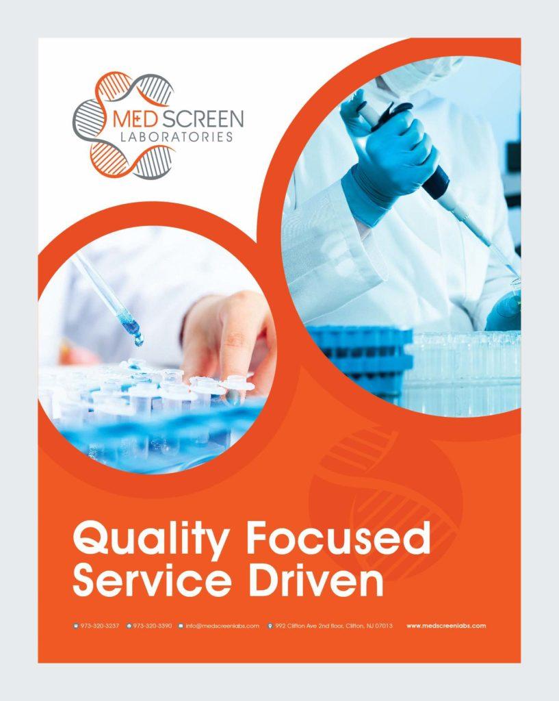 Medscreen Labs Brochure